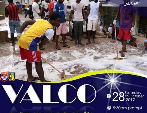 Valco Hall Goes ZoomLion