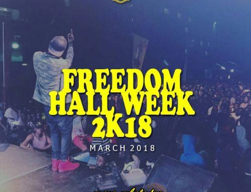 Freedom Hallweek'18