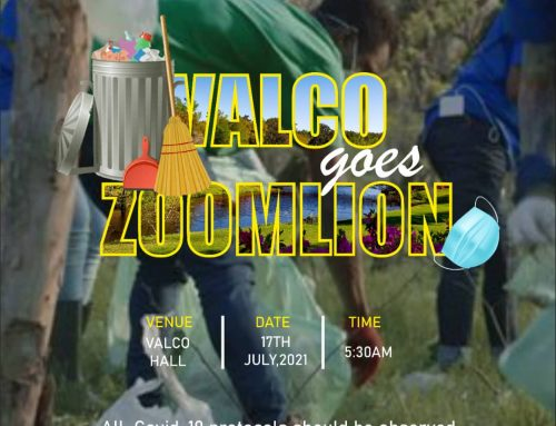 VALCO GOES ZOOMLION!