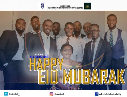Happy Eid al-Adha Mubarak!